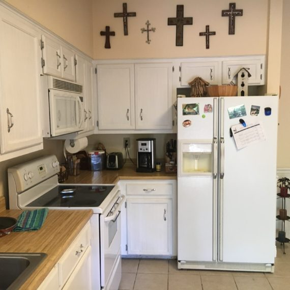 Balcones Heights Kitchen Renovation Counters