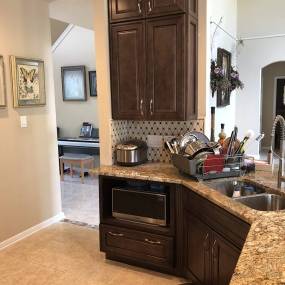 Canyon Springs Kitchen Remodeling - After