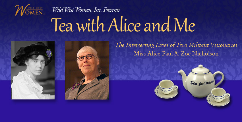 Tea with Alice & Me