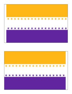 Suffragist Flag 1