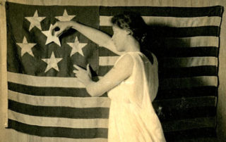 CA adds sixth star to Suffrage Flag