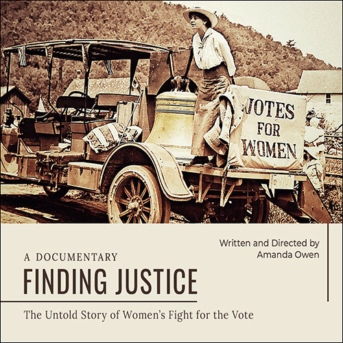 Finding Justice: The Untold Story of Women's Fight for the Vote