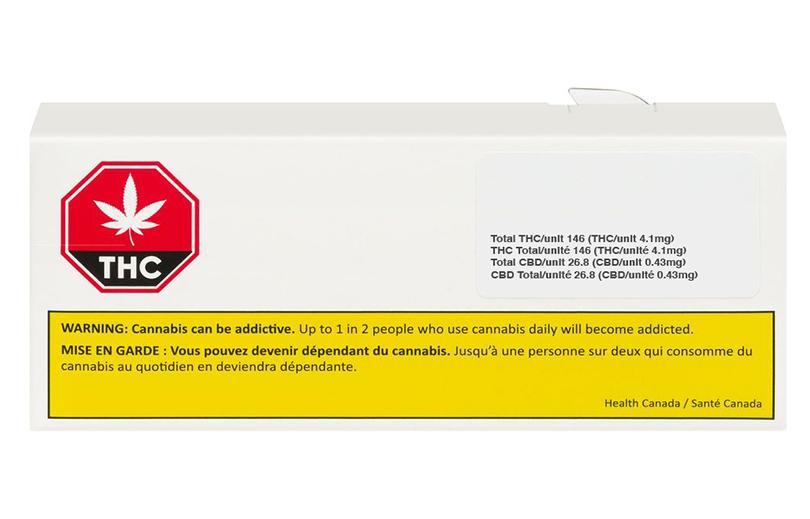 cannabinoid-content-label-sample