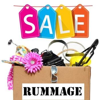 Central Rummage Sale