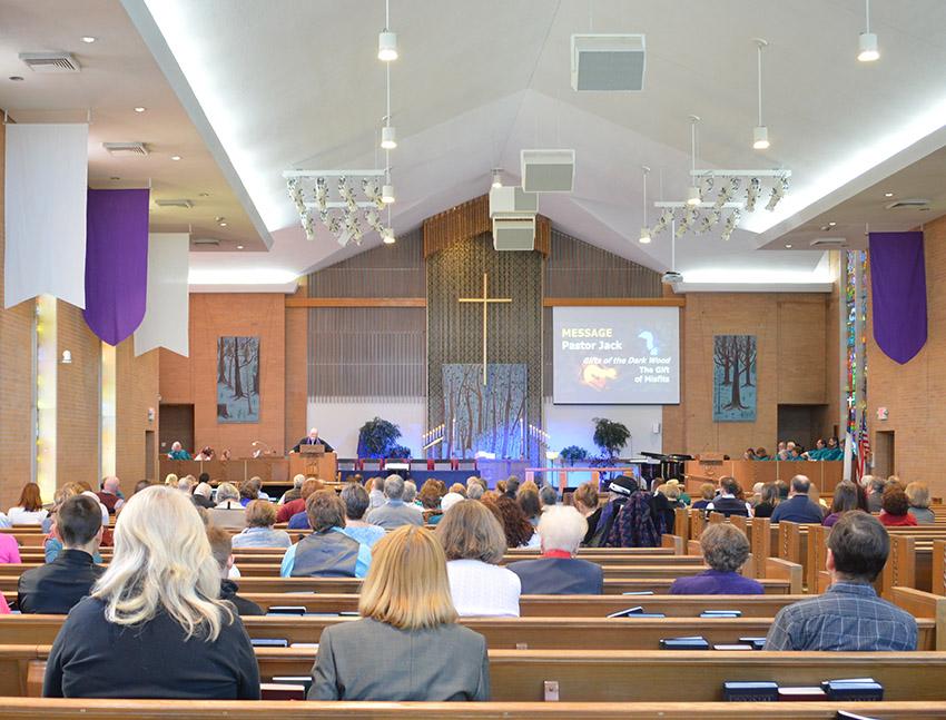 Sanctuary Worship