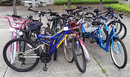 Waterford Central United Methodist Bike Drive