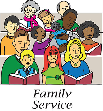 Family Christmas Service at Central United Methodist