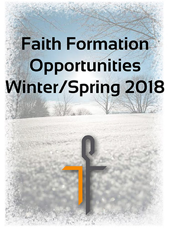 Faith Formation at Central Church