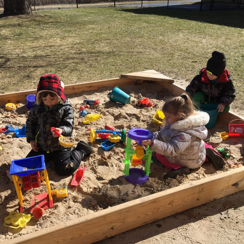 Little Sprouts Preschool Sandbox Waterford