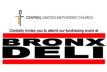 Bronx Deli Fundraiser