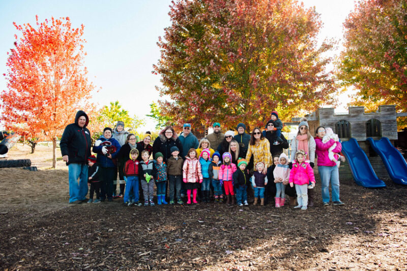 Little Sprouts Preschool and Child Care Fall Field Trip