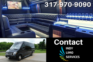 Indy Limo Services contact us