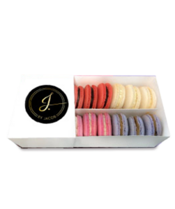 Add Macarons (10-Count) from By Jacob?