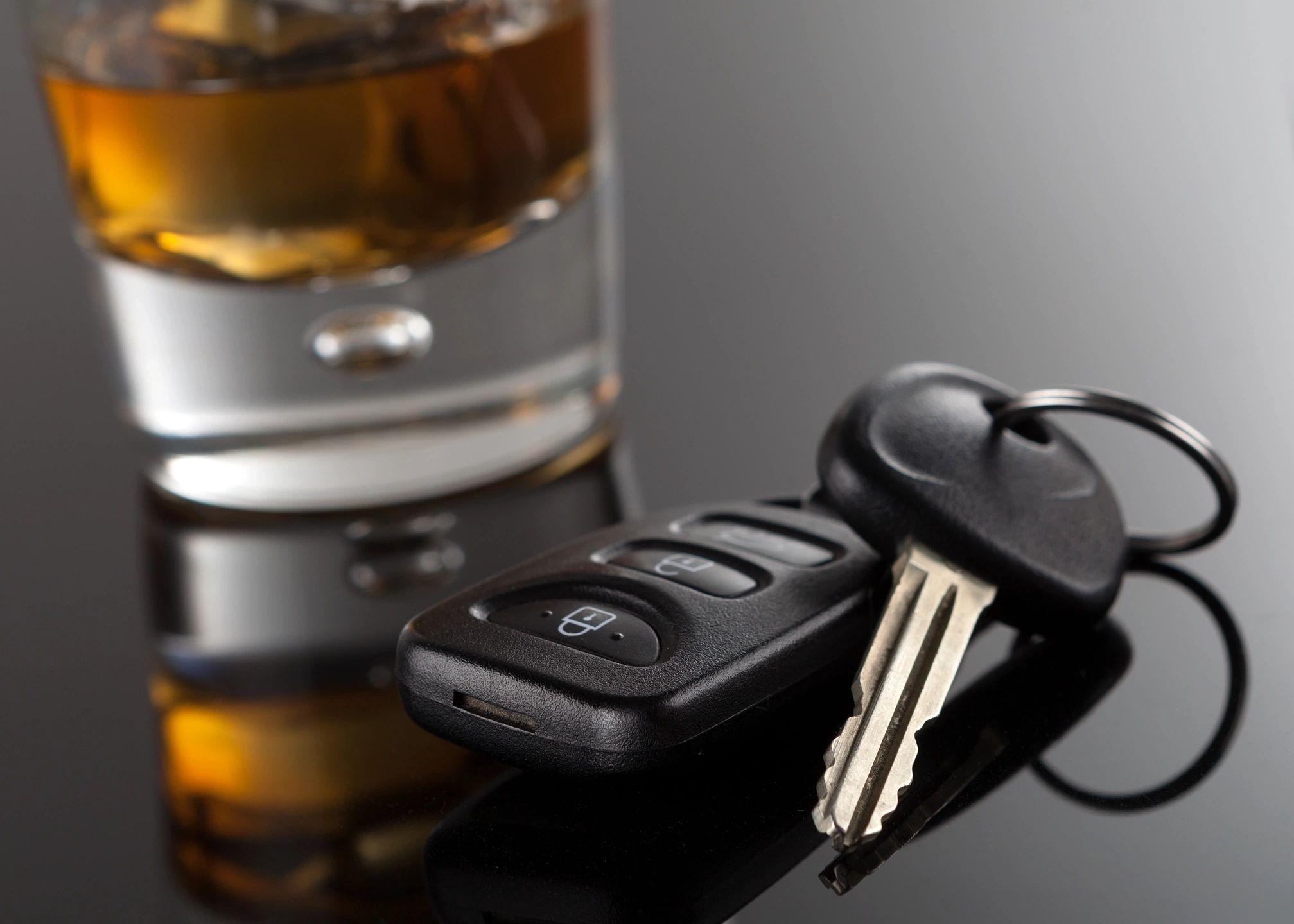 Rockford DUI Criminal Defense Lawyers - Car Keys