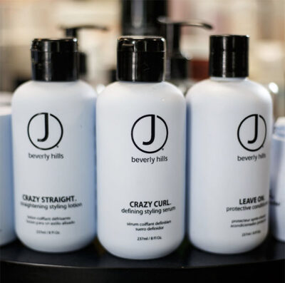 J Beverly Hills Curly Hair Products
