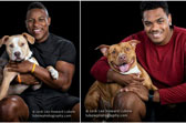 Celebrities with pit bulls