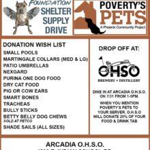 SUFP DONATION DRIVE ARIZONA!!!