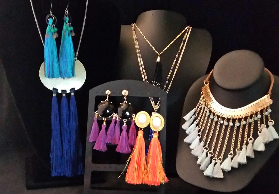 DIY Tassel Jewelry