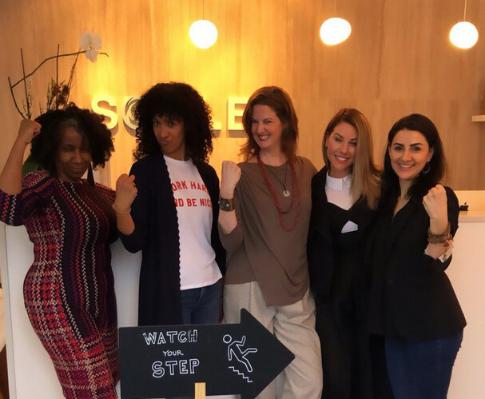 Celebrate Your Success! Female Entrepreneurs Q&A Panel