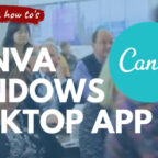 Learn how to install Canva on Windows desktop