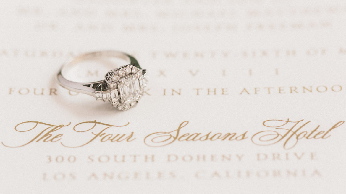 Wedding Ring, How To Take Care of Your Wedding Ring