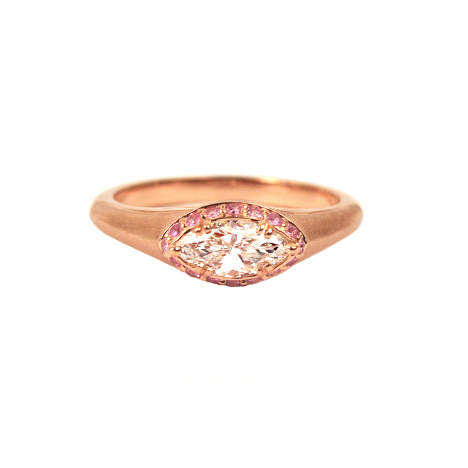 Engagement Ring Shape, Scout Mandolin The Diana Marquise Diamond Engagement Ring