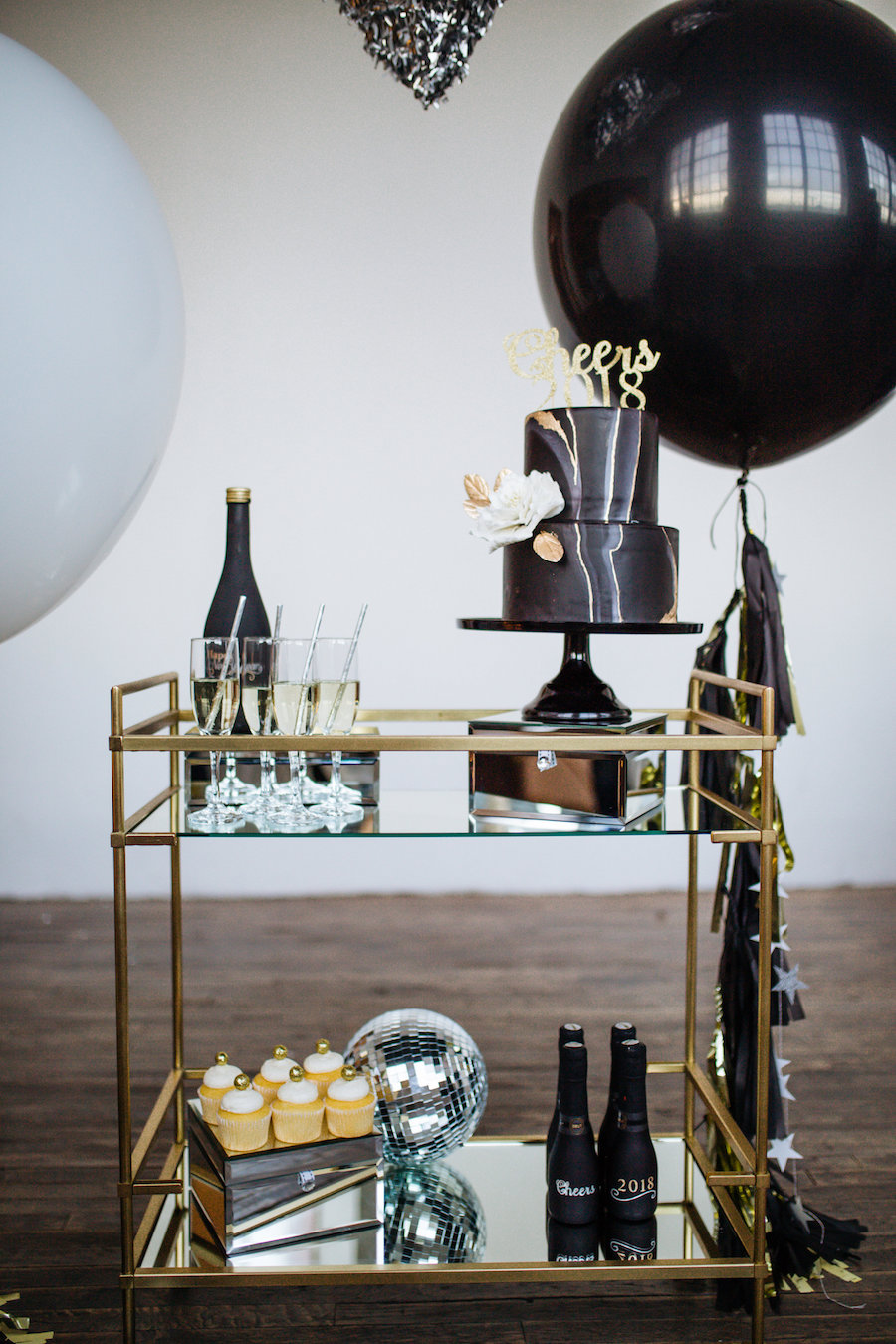 New Year's Eve Proposal Inspiration, New Year's Eve Proposal Inspiration Featured on Belle the Magazine