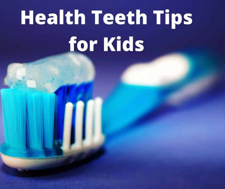 Healthy Teeth Tips for Kids - Roswell Dentist