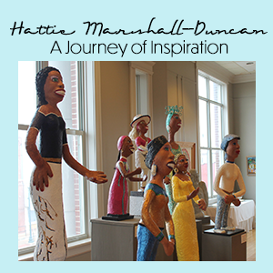 Hattie Marshall-Duncan at the MACC
