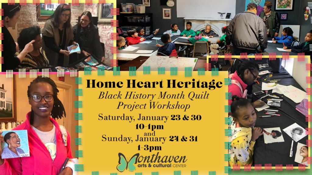Home Heart Heritage Quilt Workshops