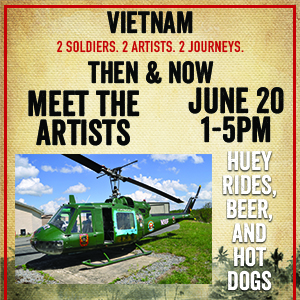 Opening Reception Vietnam Then and Now