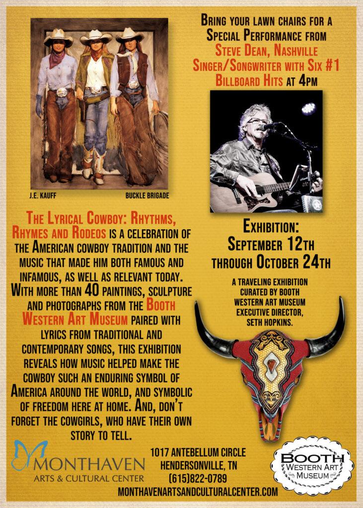 Lyrical Cowboy Details