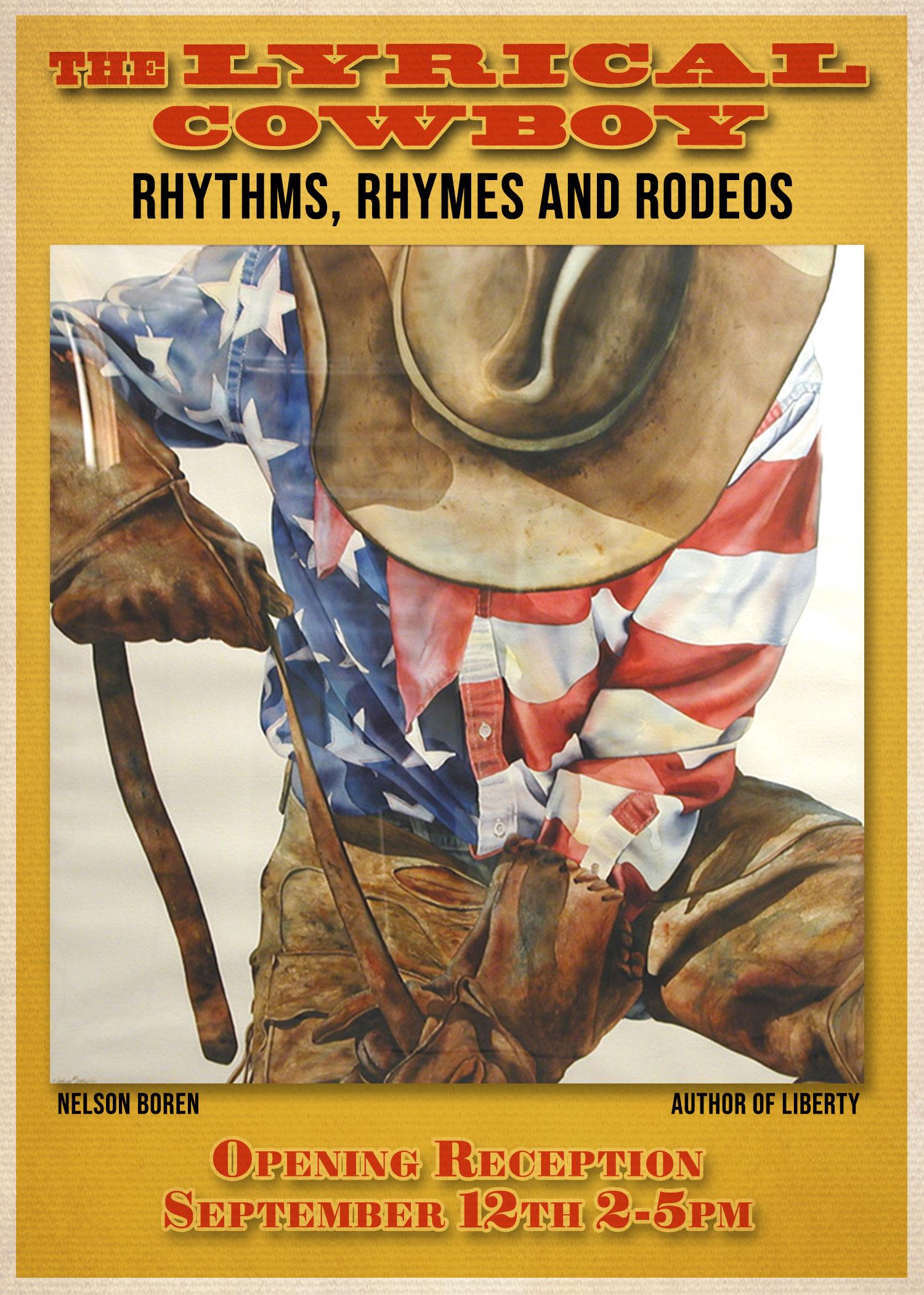 Lyrical Cowboy Front
