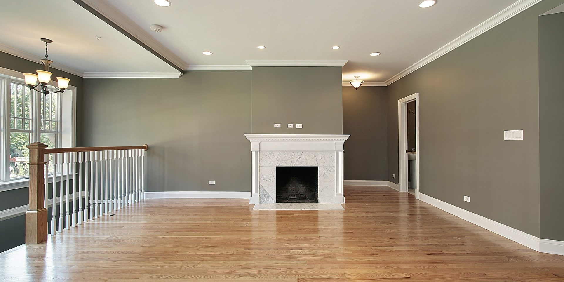 interior painting house