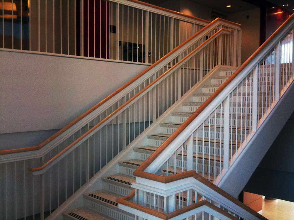 Superior Iron Stairs and Ladders