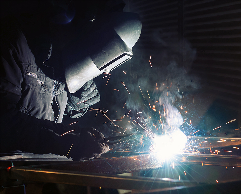 Superior Iron Welder