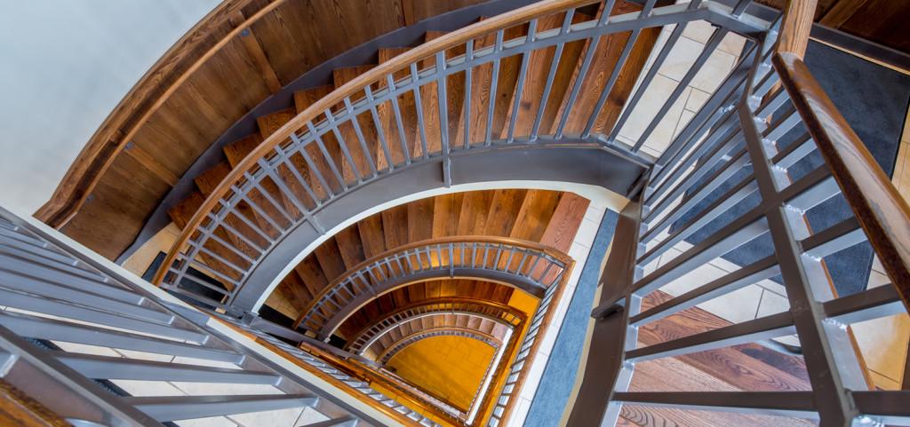 Cosetta's Stair and Rail