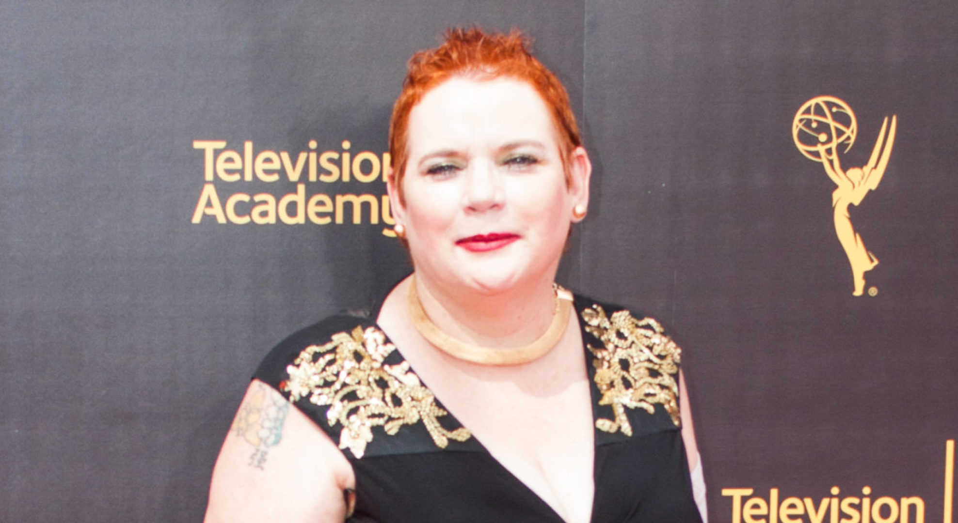 Tammy Forchion The Emmys® Red Carpet 4chion lifestyle