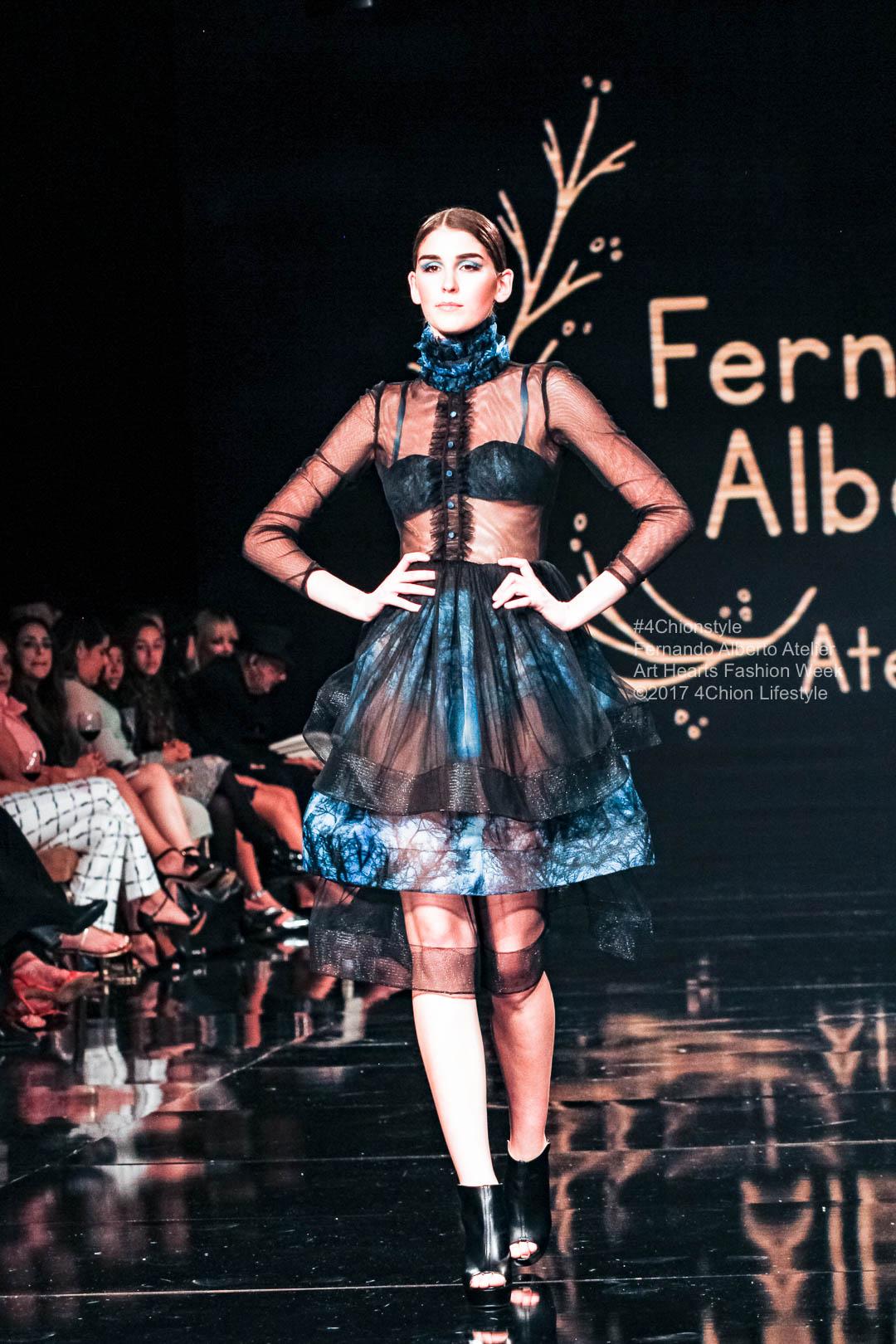 Fernando Alberto fashion FW17 Art Hearts Fashion Week 4Chion LIfestyle