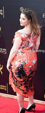 Emmy's Creative Arts 2016 Red Carpet 4Chion Lifestyle