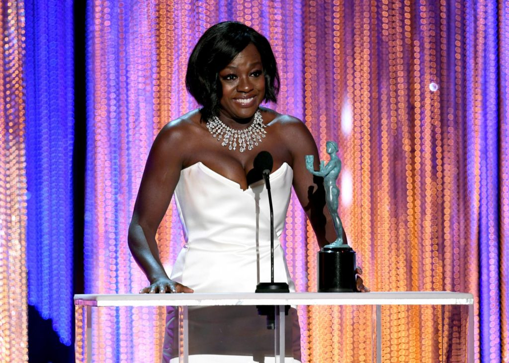 Viola Davis SAG® Awards speech 4Chion Lifestyle