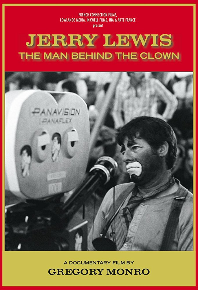 Jerry Lewis The Man Behind The Clown Movie Poster Prescott Film Festival 4Chion Lifestyle