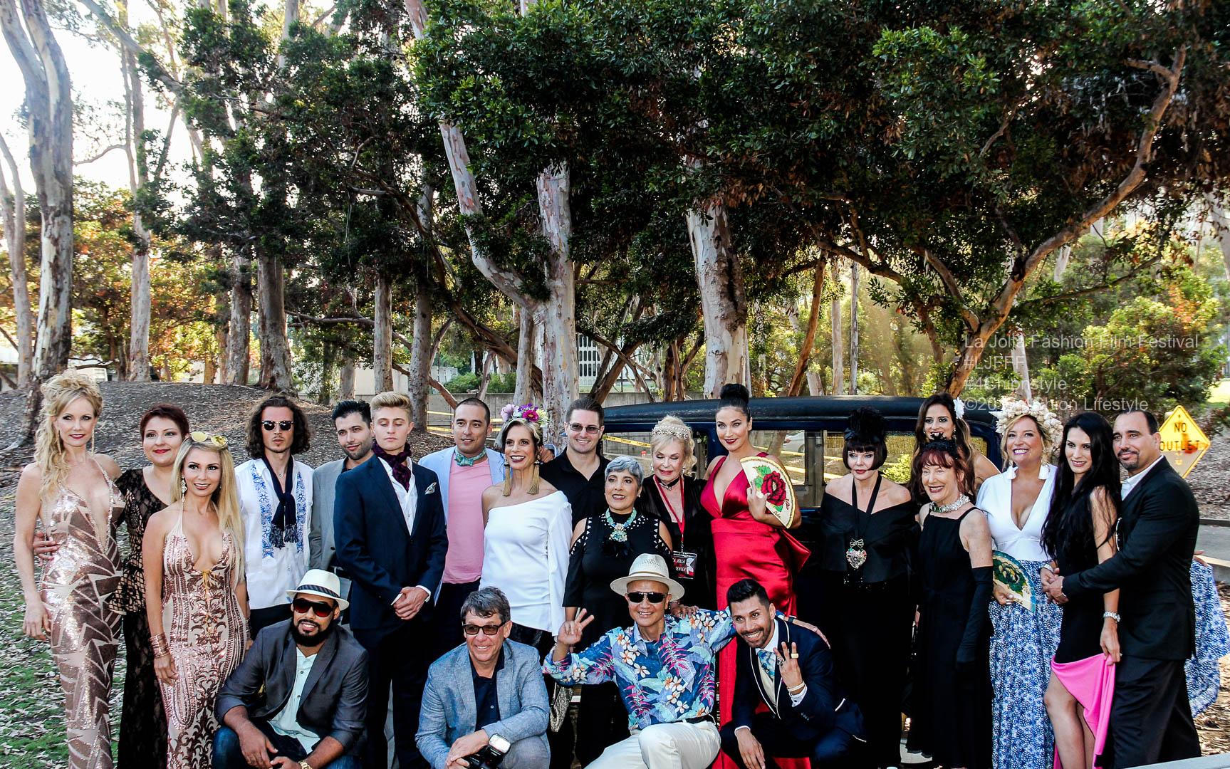 La Jolla Fashion Film Festival Red Carpet LJFFF 4Chion Lifestyle