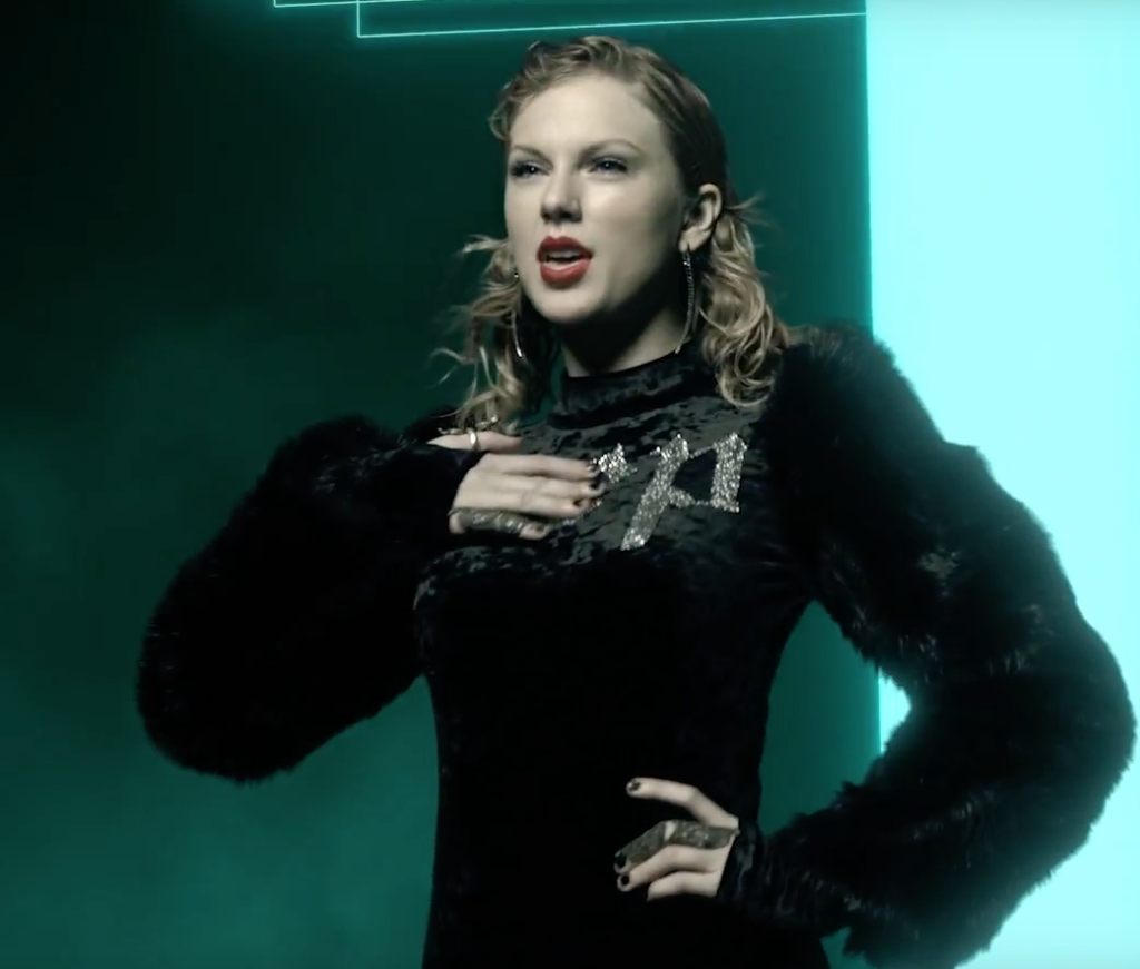 """Taylor Swift """"Look What You Made Me Do"""" Video 4Chion Lifestyle"""