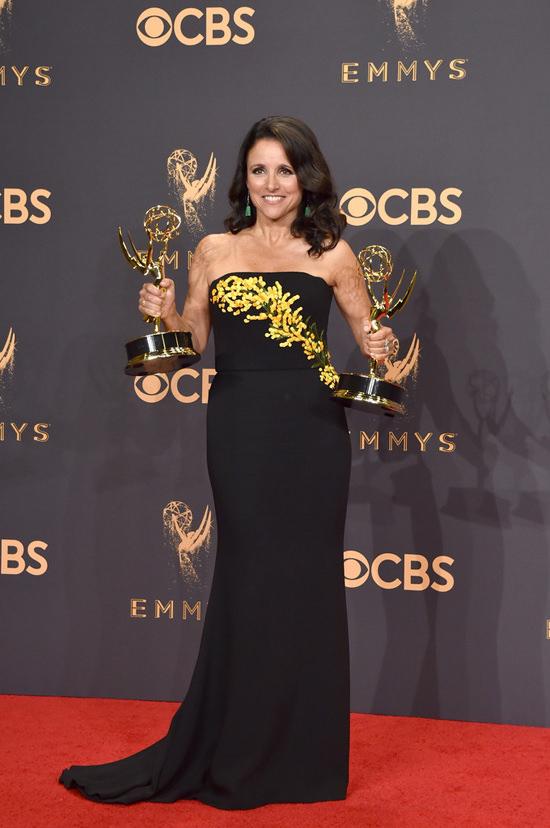Julia Louis-Dreyfus Emmy 4chion lifestyle