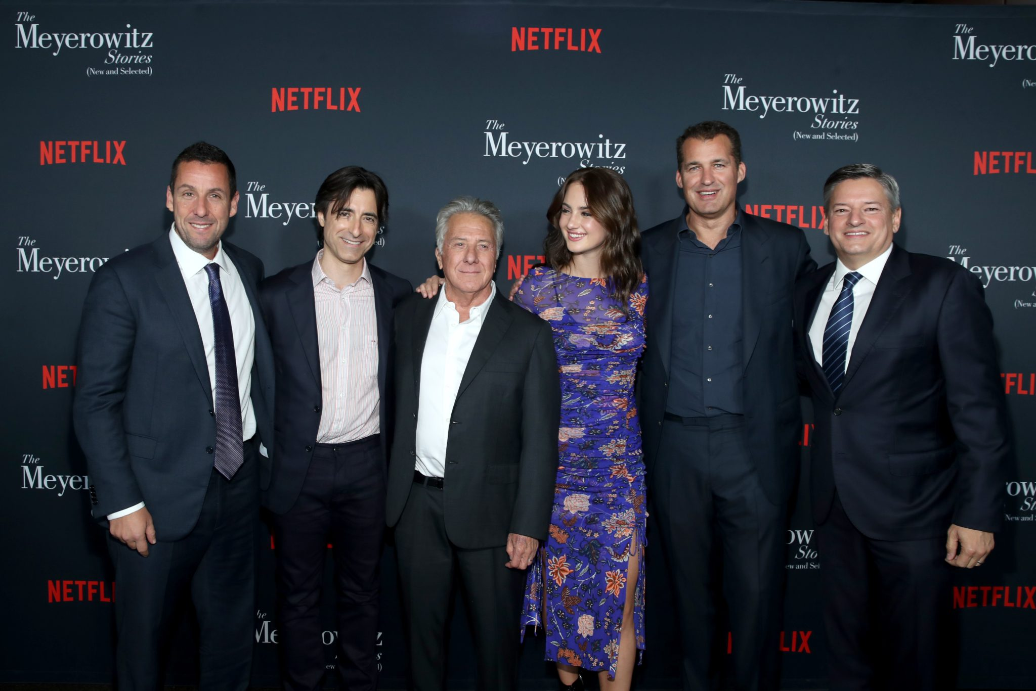 The Meyerowitz Stories (New And Selected) Special Screening In Los Angeles, CA