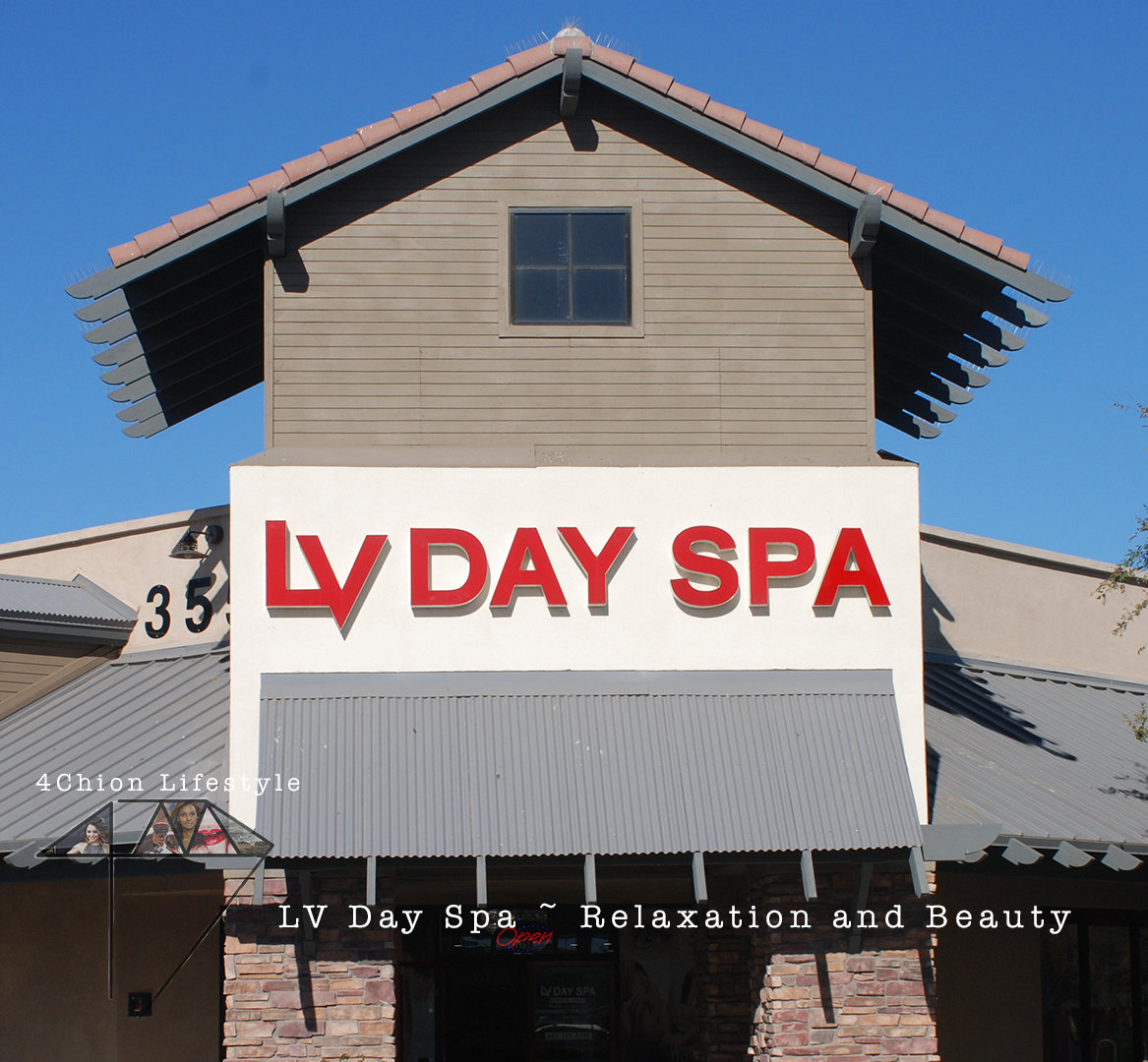 LV Day Spa Nails Feet 4Chion Lifestyle feature image