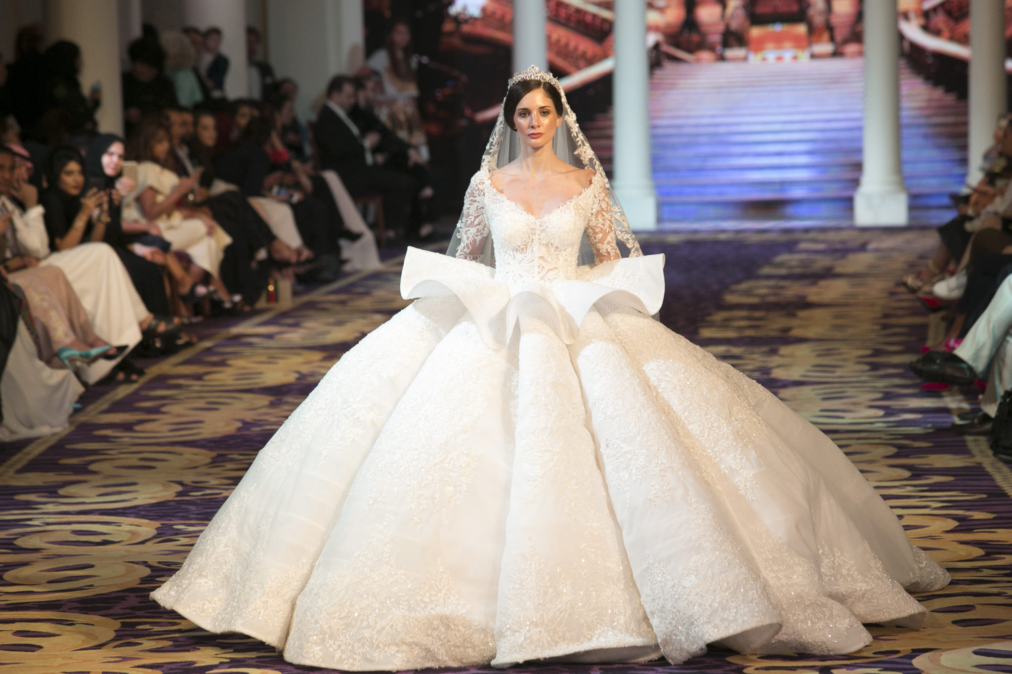 Marwah Rabah The Royal Gala Her Highness Sheikha Hend 2
