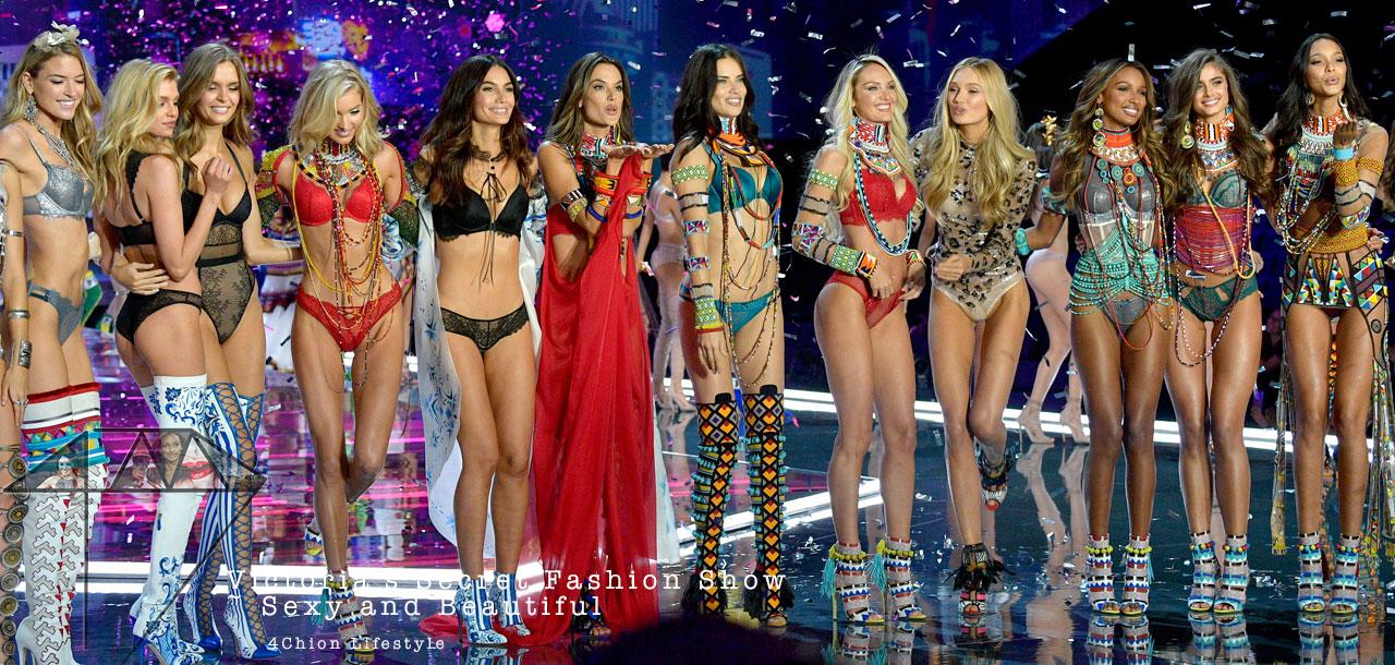 Victoria's Secret 4Chion Lifestyle feature