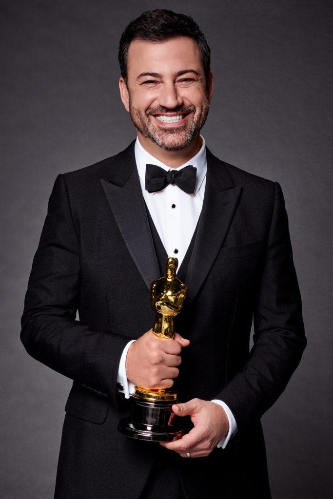 Jimmy Kimmel 90th Oscars'® Host 4chion lifestyle
